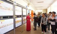 Bac Lieu: Digitale Ausstellung über vietnamesische Inselgruppe Hoang Sa und Truong Sa