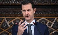 Syrischer Präsident erklärt den Grund des Konflikts in Syrien