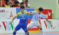 Nationales Futsal-Turnier 2019 in Nghe An