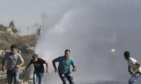 Palästinas Präsident ruft zum Stopp der Eskalation von Gewalt durch Israel in Gaza auf