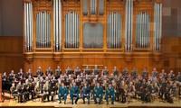 Konzert der Orchester der russischen Nationalgarde in Vietnam
