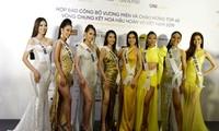 45 Kandidatinnen für das Halbfinale und Finale des vietnamesischen Miss-Universe-Wettbewerbs