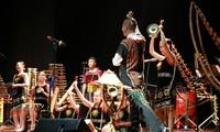 "Konzert ""Bambus im Herbst"" in Hanoi"