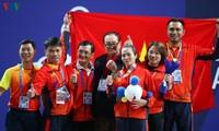 Sea Games 30: Vietnam nimmt vorübergehend den zweiten Platz ein