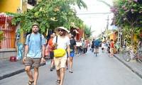 Die höchste Zahl der Touristen in Vietnam im November 2019