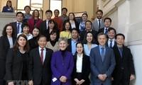 Zusammenarbeit zwischen Vietnam und Deutschland im Gesundheitswesen