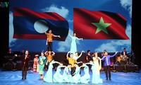 Eröffnung der vietnamesischen Kulturwoche in Laos 2019