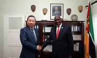 Vietnam und Mosambik verstärken Zusammenarbeit in Sicherheit