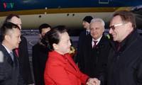 Parlamentspräsidentin Nguyen Thi Kim Ngan zu Gast in Weißrussland