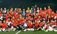 Vietnams U23-Fußballnationalmannschaft bereitet sich auf die asiatische U23-Fußballmeisterschaft 2020 vor