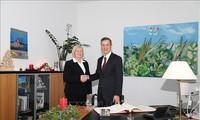 Verstärkung der Zusammenarbeit zwischen Vietnam und dem Bundesland Sachsen-Anhalt