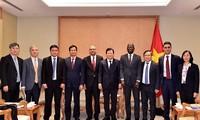 Verstärkung der Zusammenarbeit zwischen der Weltbank und Vietnam im Energiebereich