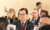 Vietnam nimmt am globalen Migrantenforum in Genf teil