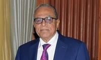 Präsident Bangladeschs will mit Vietnam in vielen Bereichen zusammenarbeiten