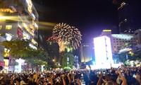 Zahlreiche Aktivitäten zur Begrüßung des Neujahrs in vielen Provinzen