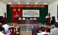 Vizepremierminister Trinh Dinh Dung leitet Konferenz zur Bekämpfung der Dürre und Versalzung im Mekong-Delta