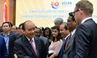 Feier zum Start des ASEAN-Vorsitz-Jahres 2020