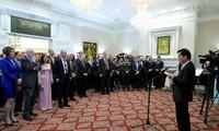 Start der Aktivitäten zum 25. Jahrestag der diplomatischen Beziehungen zwischen Vietnam und USA