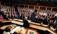 Außenpolitik in der letzten Rede der Amtszeit des US-Präsidenten über die Nation