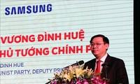 Vietnam achtet auf die Entwicklung der Zulieferindustrie