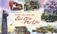 """""""Landschaft der Stadt Saigon – Cho Lon"""" – ein anderes Saigon von Pham Cong Tam"""