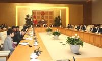 Sitzung des nationalen Verwaltungsstabs zur Vorbeugung und Bekämpfung des nCoV
