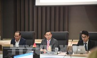 Sitzung der Kommission für Zusammenarbeit zwischen ASEAN und USA