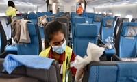 Internationale Luftfahrt erleidet einen Schaden von 29 Milliarden US-Dollar wegen SARS-CoV-2
