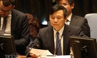 Vietnam appelliert an UN-Sicherheitsrat, Sanktionen gegen Südsudan zu überprüfen