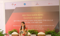Deutschland unterstützt Vietnam bei der Entwicklung von Biomasse