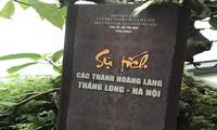 """Präsentation des Buchbands """"Legende der Heiligen von Thang Long-Hanoi"""""""