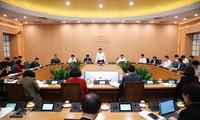Hanoi wird GPS zur Aufsicht der Covid-19-Vorbeugung und -bekämpfung aktivieren