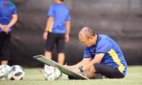 Trainer Park und VFF korrigieren den Trainings- und Turnierplan der vietnamesischen Fußballnationalmannschaft