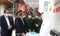 Covid-19: Internationale Medien schätzen die schnellen und transparenten Aktionen Vietnams