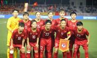 Vietnamesische Fußballnationalmannschaft der Frauen verliert drei Stufen auf FIFA-Rangliste