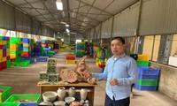 Erneute Erfolge bei der Ausgrabung in Thang Long-Zitadelle