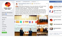 Deutsche Medien loben die vietnamesische Unterstützung für europäische Länder bei der Bekämpfung der Covid-19