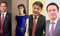 Vier vietnamesische Unternehmer stehen in Forbes-Liste der reichsten Menschen der Welt