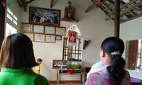 Christen in Vietnam feiern Ostern entsprechend der Bekämpfung der Covid-19