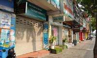 Bewohner in Ho Chi Minh Stadt unterstützen die Verlängerung der sozialen Distanzierung