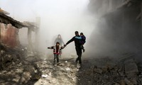 Online-Sitzung des UN-Sicherheitsrats über die Frage der Chemiewaffen in Syrien