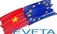 Beschleunigung der Umsetzung des EVFTAs