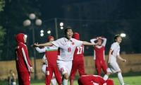 Fußballspielerin Huynh Nhu engagiert sich für Kampagne zur Verbesserung des Bewusstseins bei Covid-19-Bekämpfung