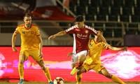 Die Profifußballliga Vietnams (V-League) wird fortgesetzt