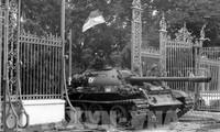 Die ewigen Lieder zum Sieg im Frühling 1975