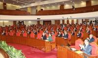 Meinungen der Bürger über die 12. Sitzung des Zentralkomitees der KPV