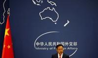 Vorwurf US gegen China in der Covid-19-Sache