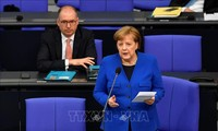 Das Ansehen der deutschen Bundesregierung steigt