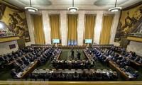 Konfliktsparteien in Syrien einigen sich auf die Wiederaufnahme der Verhandlung über die Verfassung in Genf