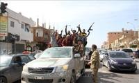 Russland und Türkei unterstützen eine sofortige Waffenruhe in Libyen